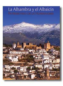 The Alhambra and the Albaicin